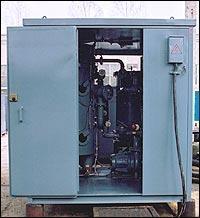 Установка обработки трансформаторного масла (турбинного, индустриального) УВМ-12Б2