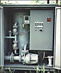 Установки обработки трансформаторного масла УВМ-4