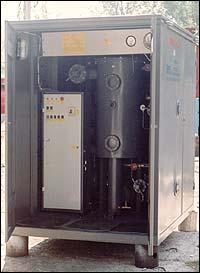 Малогабаритные установки для обработки трансформаторного турбинного индустриального масла УВМ-10-0,1