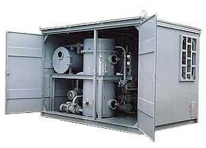 Установки обработки трансформаторного масла УВМ-5М