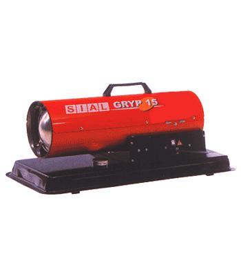 Жидкотопливный нагреватель непрямого нагрева серии Gryp 15