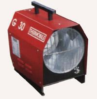 Теплогенераторы на газе (пропан-бутан)