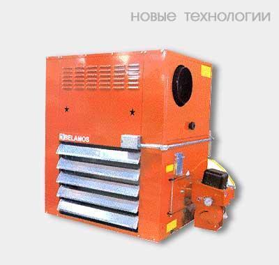 Автоматические печи на отработанных маслопродуктах (Без горелки)