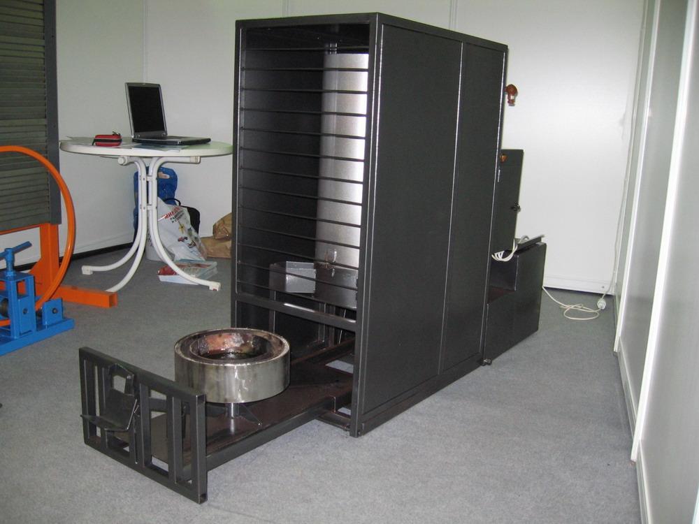 Теплогенератор печь и печка тепловая пушка ЖАР-25 МС-25