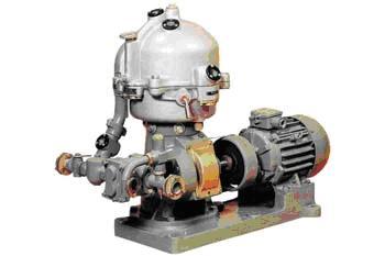 Сепараторы центробежные без морского регистра СЦ-1,5 А