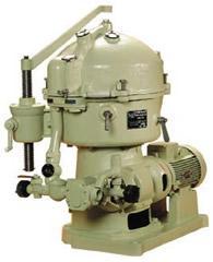 Сепараторы центробежные с морским регистром СЦ-3А  СЦ-3/II c приемкой морского регистра